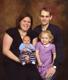 Familia de Curtis and Sarah Gibby, Febrero 2008