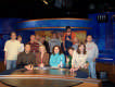 View - The cast and crew of ABC4 AM Express