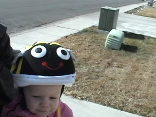 View - (Video) Audrey tells us what's on her bike helmet