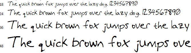 Curtissimo Font